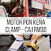 Sekarang Motor Pon Boleh Kena Clamp - Caj RM30 Dikenakan