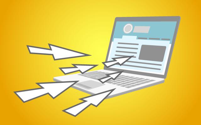 Trafik Blog Meningkat Tapi Tetap Aneh