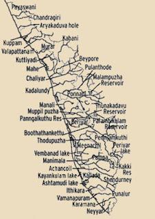 Lakes of Kerala