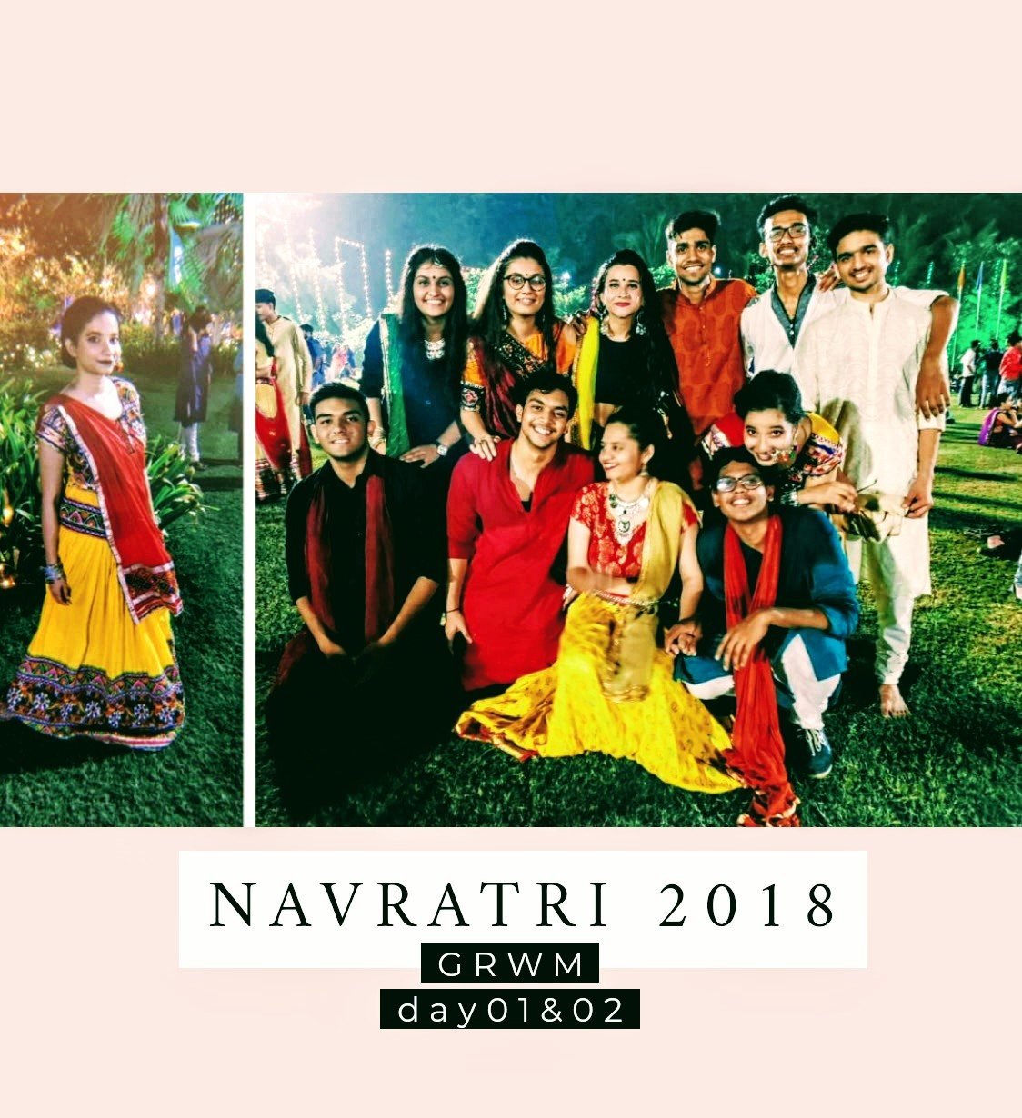Grwm Navratri 2018 Ombre Days Among countless use cases, they are useful for sign users in, searching for information. ombre days blogger