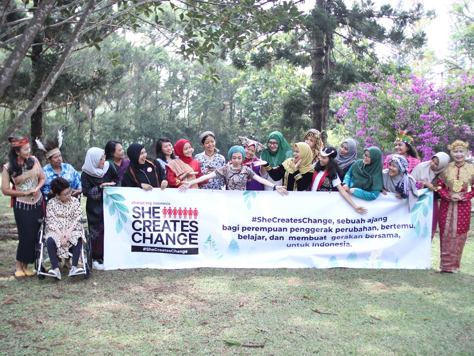 Cerita dari Cianjur: Menegakkan Martabat Perempuan Diatas Meja Kepemimpinan untuk Mendorong Perubahan dan Keadilan Sosial