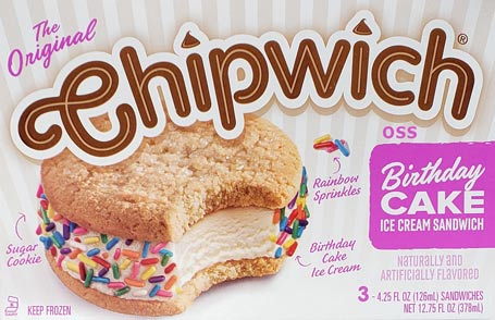 Cool On Second Scoop Ice Cream Reviews Chipwich Birthday Cake Ice Funny Birthday Cards Online Sheoxdamsfinfo