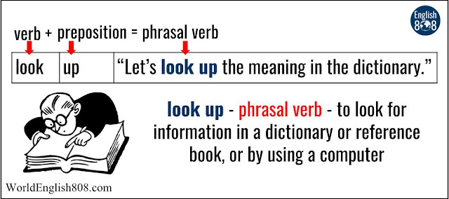 Learn phrasal verbs