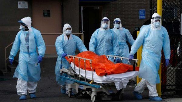 EE.UU. registra 1.237 decesos por coronavirus en 24 horas