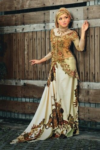 Model Gaun Pengantin Simple Dan Elegan