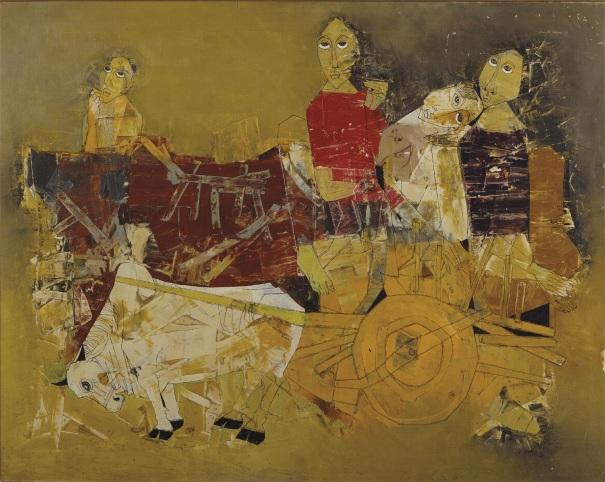 Shanti Dave - No. 2 Pilgrims, 1961