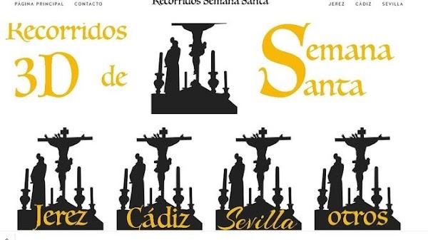 Cádiz y Jerez tendrá Semana Santa con recorridos virtuales gracias al 3D