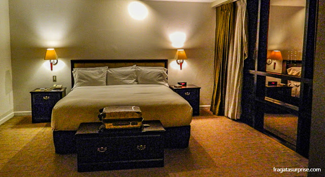 apartamento do Radisson Hotel & Suites Guatemala City