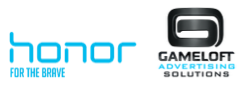 Gameloft and Honor Team Up to Offer an Innovative Experience to Their Communities