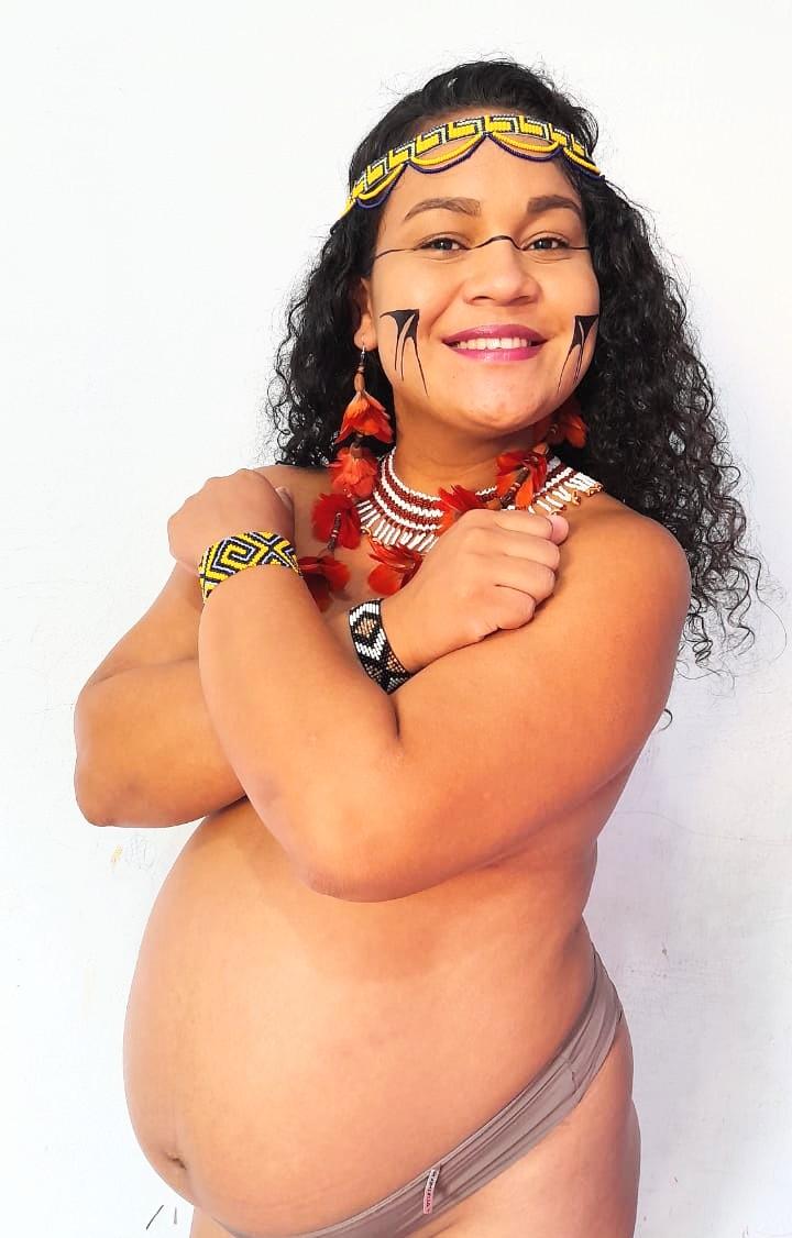 Dar a vida, história de luta: nasceu Rudá Arapiun. Por Luanna Silva