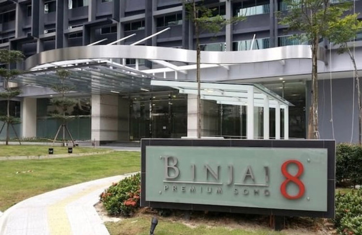 Binjai 8 Premium SOHO