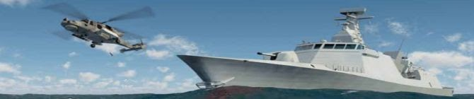 GRSE Lays Keel For Fast Patrol Vessel For ICG