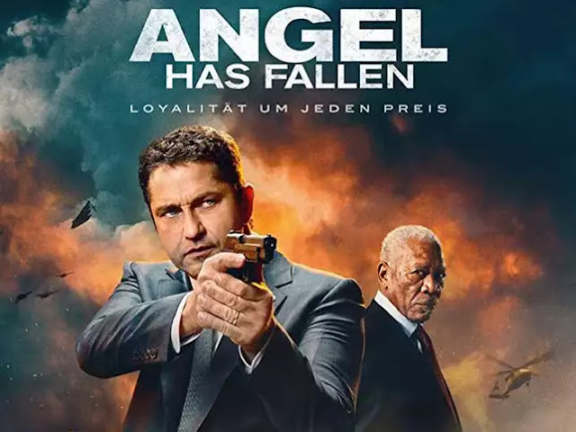 Angel has fallen 2019 hindi movie