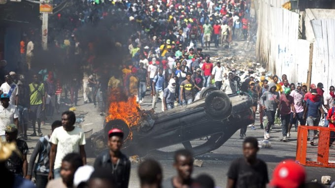 Veinte personas han muerto como resultados de las últimas protestas callejeras en Haití