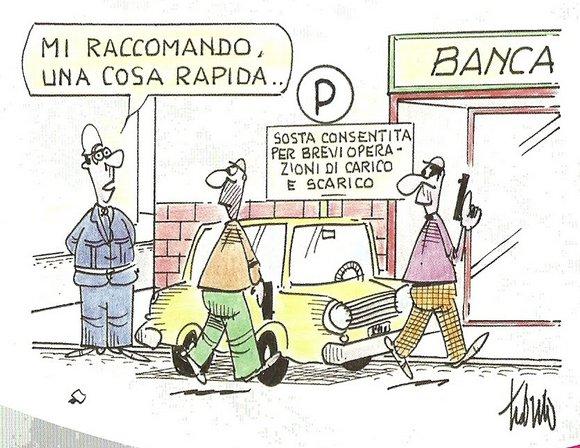 FRASI DIVERTENTI : Le migliori barzellette sulle banche
