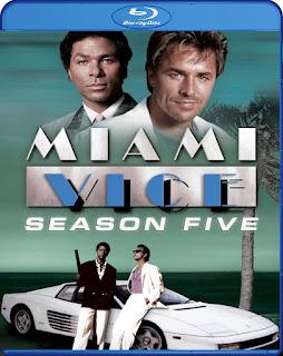Miami Vice – Temporada 5 [4xBD25] *Con Audio Latino, no subs