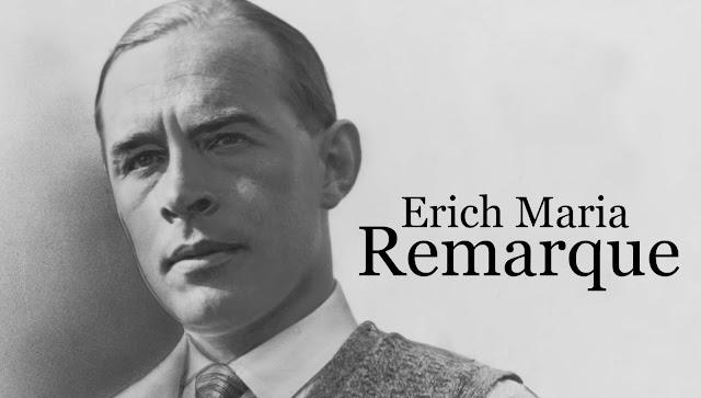 «Ουδέν νεώτερον από το Δυτικό Μέτωπο» - 50 χρόνια από τον θάνατο του Έριχ Μαρία Ρεμάρκ