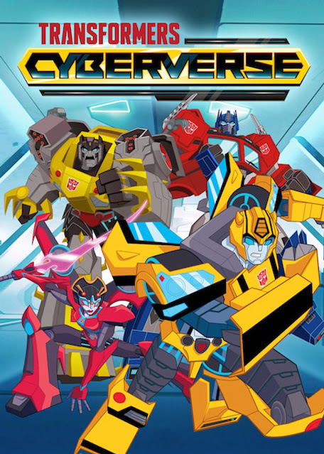 Transformers Cyberverse Season 01 All Images In 720p