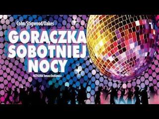 Gorączka Sobotniej Nocy w Teatrze Muzycznym w Gdyni