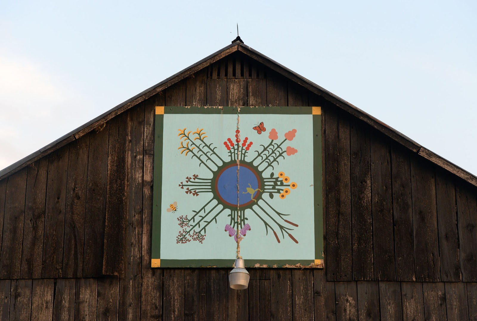 Punkin's Patch: What To Do About The Beloved Barn Quilt, I ...