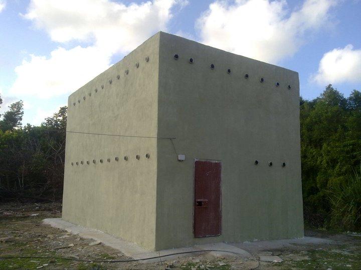 Desain rumah walet kecil sedrhana cepat dihuni disukai walet