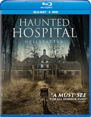 Heilstatten Haunted Asylum [2018] [BD25] [Latino]