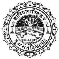 Gujarat Vidyapith Ahmedabad Graphic Artist & Stenographer Recruitment 2017
