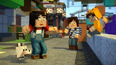 Minecraft Story Mode Season Two Mod Apk