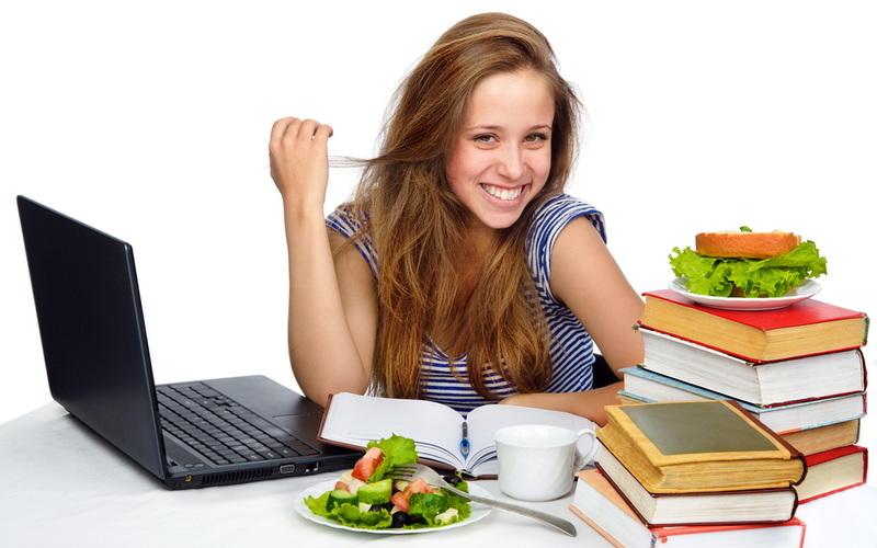 Η σωστή διατροφή των μαθητών σε περίοδο εξετάσεων