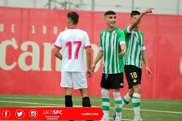 fotos Sevilla FC - Real Betis División de Honor Juvenil