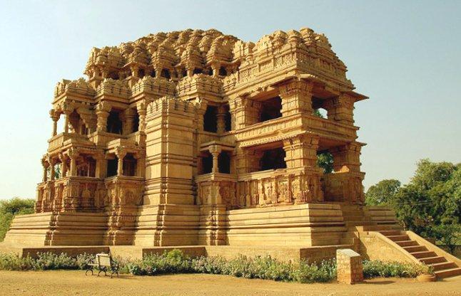 Sas-Bahu Temple Gwalior