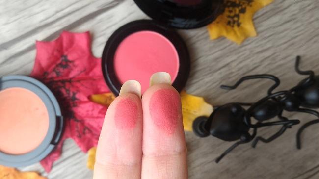 Maquillaje de otoño: colorete Fetching de la marca Focallure