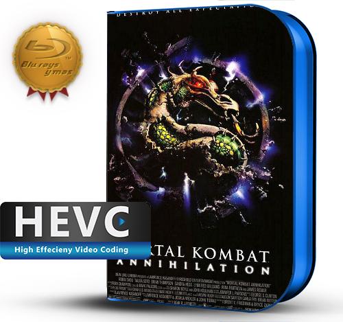 Mortal Kombat: Annihilation (1997) 1080P HEVC-8Bits BDRip Latino/Ingles(Subt.Esp)(Acción)