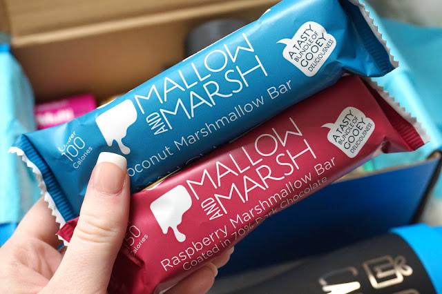 Mallow and Marsh Bars