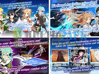 Sword Art Online: Memory Defrag Apk Mod v1.13.1 (God Mode)