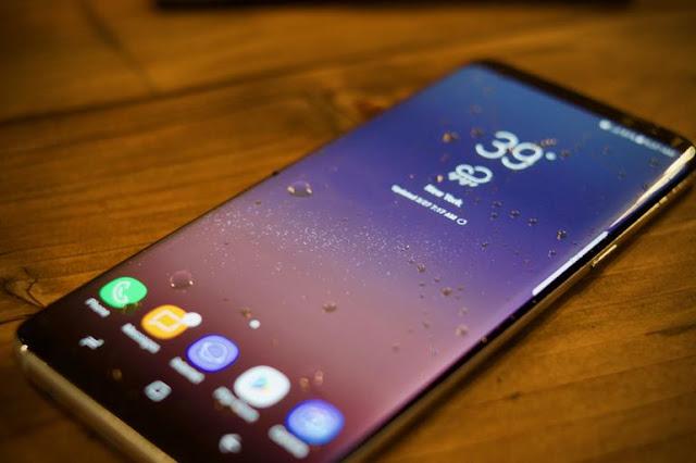 """شكاوي وملاحظات حول هاتف سامسونغ جالاكسي اس 8 """"Samsung Galaxy S8"""""""