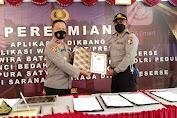 Jelang Pelantikan, Siswa Batalyon 6 SIP Angkatan ke-50 Launching Aplikasi WSA Smart Presisi