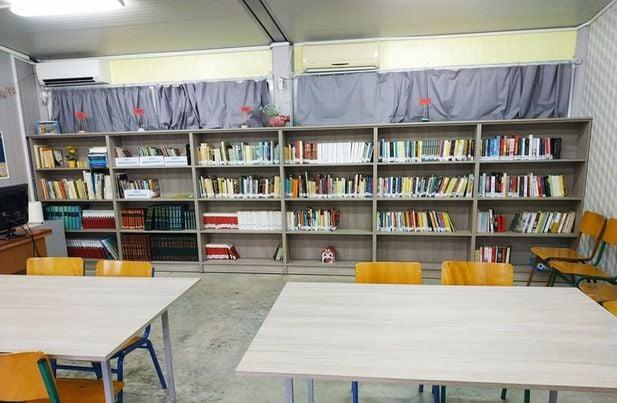 Εγκαινιάστηκε η Σχολική Βιβλιοθήκη στο 3ο Γυμνάσιο Ξάνθης