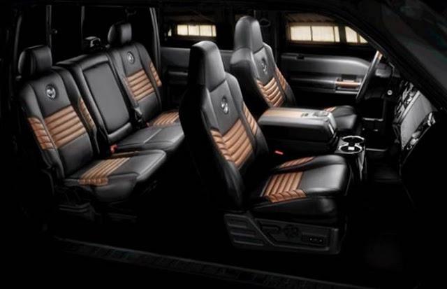 2016 Hummer H3 Redesign