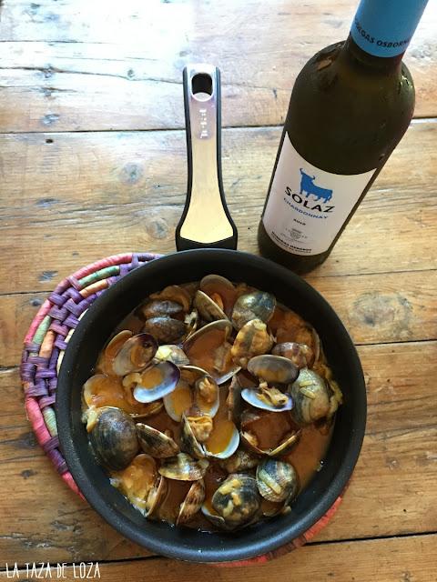 almejas-con-salsa-vino-Solaz-de-Osborne
