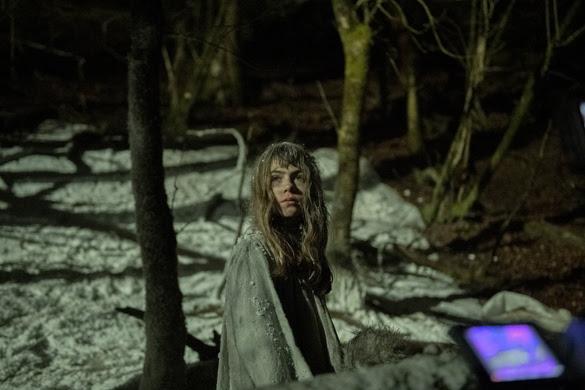 Haizea Carneros en 'Ilargi Guztiak. Todas las lunas'