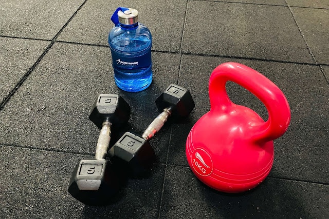 Waterfles Fitgirl Workout