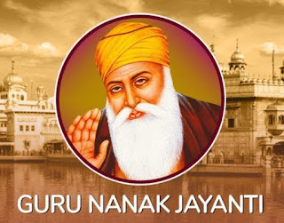 happy guru nanak jayanti wallpapers