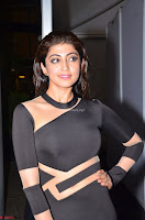 Pranitha Subhash in a skin tight backless brown gown at 64th Jio Filmfare Awards South ~  Exclusive 057.JPG