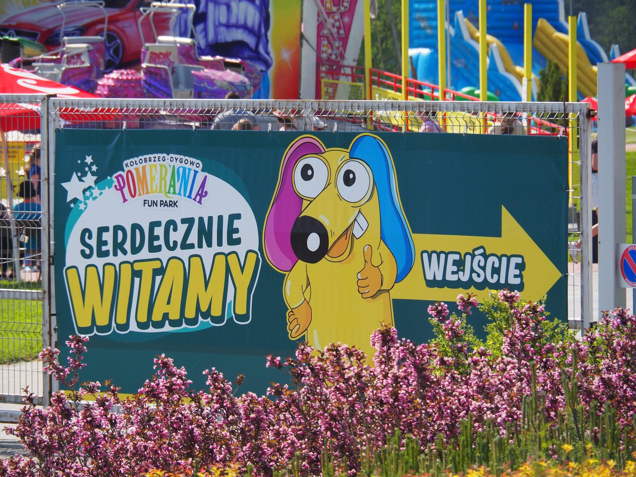 Pomerania Fun Park Kołobrzeg - Dygowo Rodzinny Park Rozrywki