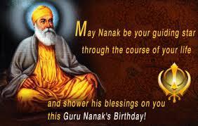 Guru Nanak's Birthday