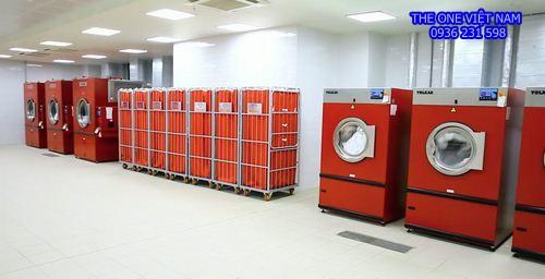 Máy giặt sấy nghiệp tolkar cho tiệm giặt