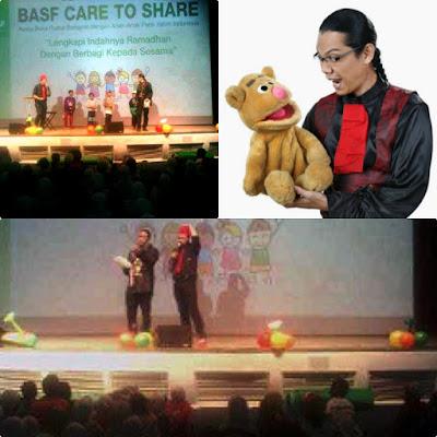 Pesulap Jakarta Unik Magician Ventriloquist