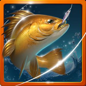 لعبة Fishing Hook v2.1.7 مهكرة كاملة للاندرويد (اخر اصدار) logo