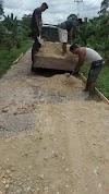 Pemeliharaan Jalan Poros Penghubung Antar Desa Kab.Bengkalis